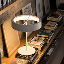 Table lamp / contemporary / metal / plastic