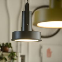 Pendant lamp / contemporary / aluminum / outdoor