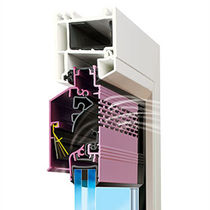 Waterproof window vent / self-regulating