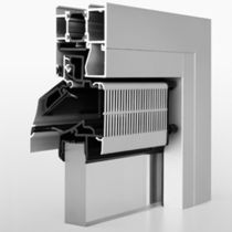 Acoustic window vent / self-regulating / thermal break