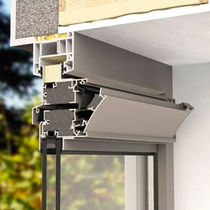 Thermal break window vent / self-regulating / acoustic