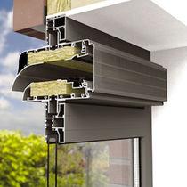 Waterproof window vent / acoustic
