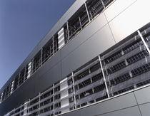 Glass solar shading / facade / PV