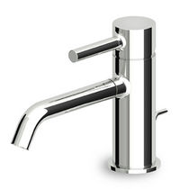 Washbasin mixer tap / chrome / brass / for bathrooms