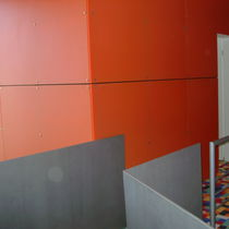 Partition wall decorative panel / acrylic