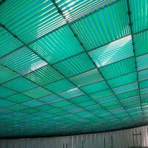 Polycarbonate suspended ceiling / tile / decorative