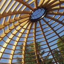 Methacrylate roof framing