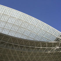 Polycarbonate roofing