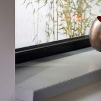 PVC window sill / interior