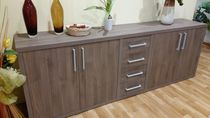 Contemporary chest of drawers / wooden / for hotel rooms