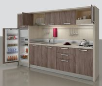 Electric range cooker / traditional