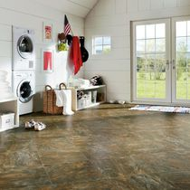 Vinyl flooring / commercial / residential / stone look