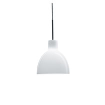 Pendant lamp / contemporary / stainless steel / glass