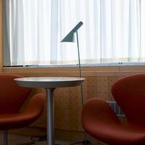 Floor-standing lamp / contemporary / metal / steel