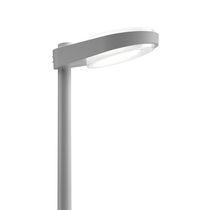 Urban lamppost / contemporary / cast aluminum / polycarbonate
