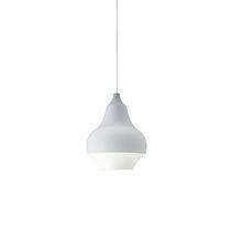 Pendant lamp / contemporary / aluminum / multi-color
