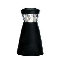 Urban bollard light / traditional / metal / polycarbonate
