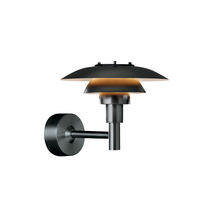 Contemporary wall light / outdoor / glass / stainless steel