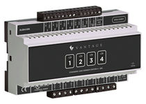 DIN rail light dimmer switch