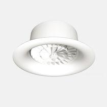 Ceiling air diffuser / circular