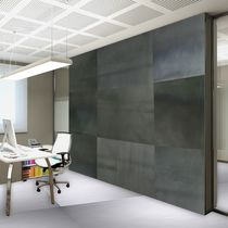Movable partition for conference rooms