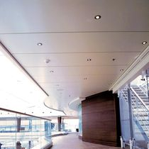 Steel suspended ceiling / strip