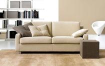 Bed sofa / contemporary / cotton / 2-seater