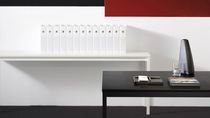 Sideboard table / rectangular / contemporary / laminate