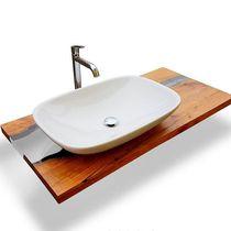 Wooden vanity top / custom
