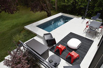 In-ground swimming pool / ceramic / outdoor
