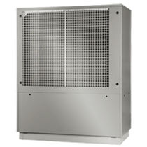Air/water heat pump / residential / outdoor