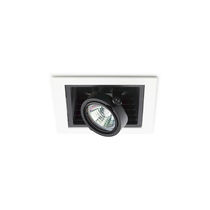 Recessed ceiling spotlight / indoor / LED / halogen