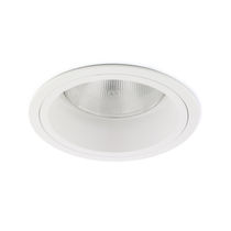 Recessed downlight / LED / halogen / HID