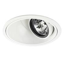 Recessed ceiling spotlight / indoor / HID / halogen