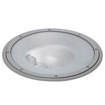 Recessed floor light fixture / HID / halogen / compact fluorescent