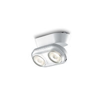 Ceiling-mounted spotlight / wall-mounted / outdoor / LED