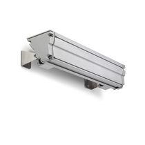 Contemporary wall light / outdoor / steel / cast aluminum