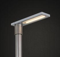 Garden lamppost / urban / contemporary / aluminum
