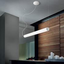 Pendant lamp / contemporary / polyethylene / sculpture