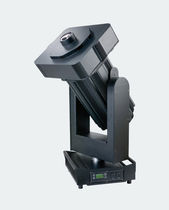 Moving head projector / outdoor / color changer