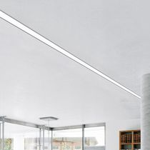 Built-in lighting profile / wall-mounted / ceiling / fluorescent