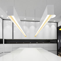 Hanging lighting profile / fluorescent / dimmable