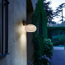 Contemporary wall light / outdoor / polyethylene / LED