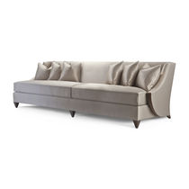Contemporary sofa / fabric