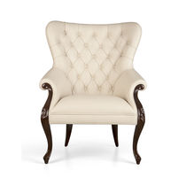 Traditional armchair / wooden