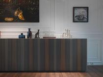 Contemporary sideboard / beech