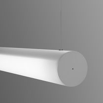 Hanging light fixture / LED / linear / IP20