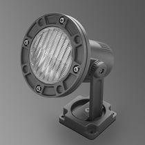 IP67 floodlight / IP68 / halogen / for public spaces
