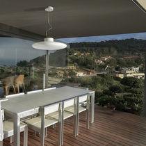 Pendant lamp / contemporary / garden