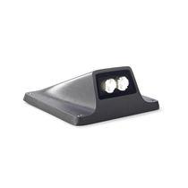 Surface-mounted light fixture / LED / outdoor / aluminum